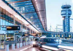 YUL Airport - Door 7