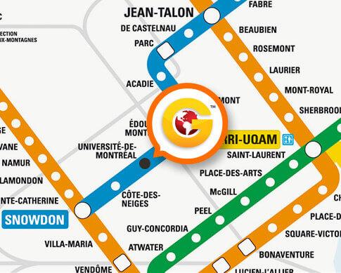 Université-de-Montréal Metro Station