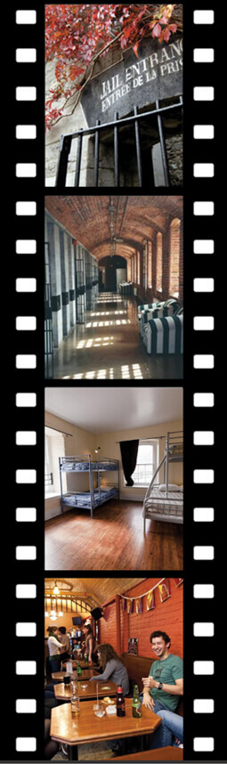 Prison hostel