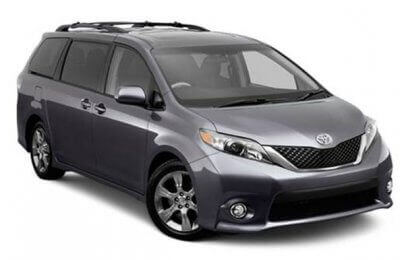 Toyota Sienna - 8 passenger